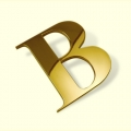 Brass Letters - 4042
