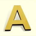 Brass Letters - 4047