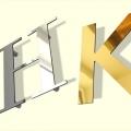 Brass Letters - 4049