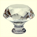 Crystal Cabinet Knobs - 1864