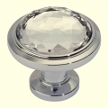 Crystal Cabinet Knobs - 1867