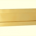 Horizontal letter plates - 1253