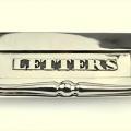 Horizontal letter plates - 1254