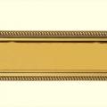 Horizontal letter plates - 1255