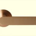 Knurled Rim Door Knobs - 851