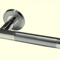 Knurled Rim Door Knobs - 853