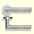 Knurled Rim Door Knobs - 857