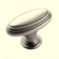 Oval Cabinet Knobs - 1823