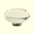 Oval Cabinet Knobs - 1826