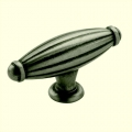 Oval Cabinet Knobs - 1828