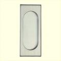 Oval Flush Pull Handles - 1701