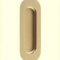 Oval Flush Pull Handles - 1702