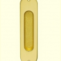 Oval Flush Pull Handles - 1704