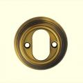 Oval Keyholes - 2042