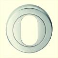 Oval Keyholes - 2045