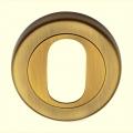 Oval Keyholes - 2047