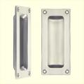 Rectangular Flush Pull Handles - 1713