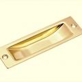 Rectangular Flush Pull Handles - 1715