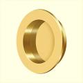 Round Flush Pull Handles - 1732