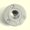 Round Flush Pull Handles - 1733