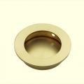Round Flush Pull Handles - 1734