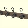 Rustic Hooks - 3086