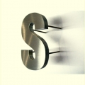 Stainless Steel Letters - 4033