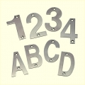 Stainless Steel Letters - 4036