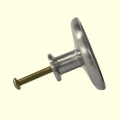 Wing Nuts Door Knobs - 1057