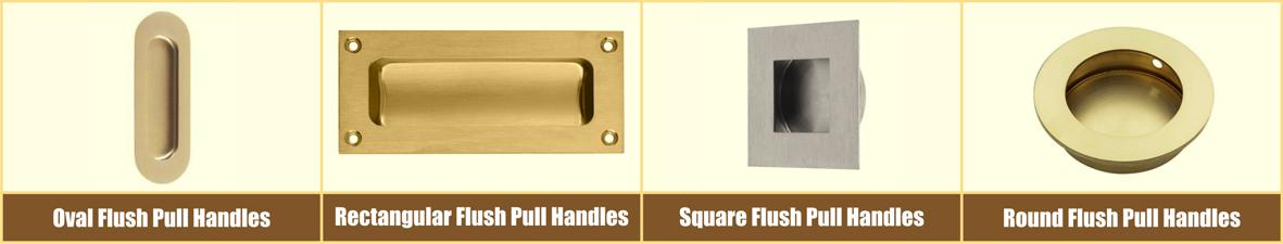 Flush Pull Handles